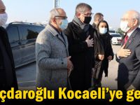 Kılıçdaroğlu Kocaeli'ye geldi!