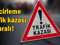 Anadolu Otoyolu Çayırova kesiminde kaza!