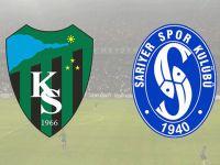 Kocaelispor 3-0 öne geçti
