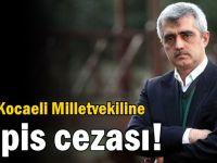 Gergerlioğlu'na hapis cezası!
