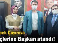 Gelecek Çayırova Gençlerine Başkan atandı!