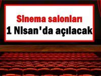 Kocaeli'de sinema salonları 1 Nisan'da açılacak!