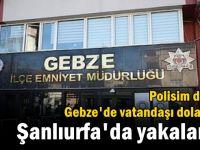 """""""Polisim"""" diyerek 210 bin lira dolandırdı!"""