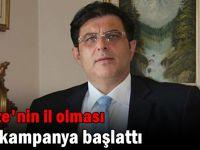 Başaran Gebze'nin il olması için kampanya başlattı