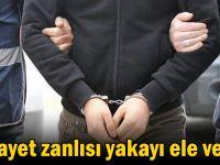 Darıca'da 30 yıl 1 ay hapis cezası ile aranan zanlı yakalandı!