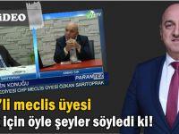 CHP'li meclis üyesi Bıyık için öyle şeyler söyledi ki!