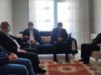 Çakır'dan Gazi ailesine ziyaret