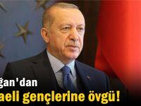 Erdoğan'dan Kocaeli gençlerine övgü!