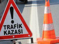 Kocaeli'de kaza! 5 yaralı