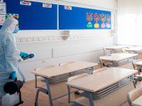 İzmit'te 4 öğretmen ve 8 öğrenci koronavirüse yakalandı!