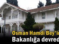 Osman Hamdi Bey prestij müze olacak!