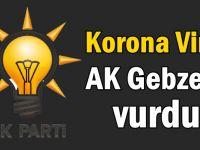 Korona Virüs AK Gebze'yi vurdu!