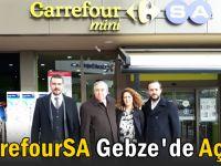 CarrefourSA Gebze'de Açıldı