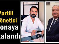 AK Partili iki yönetici koronaya yakalandı