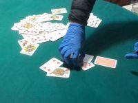 Kumar oynayan 5 kişiye para cezası verildi