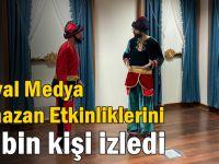 Darıca Belediyesi'nin ramazan etkinliklerine vatandaşlardan yoğun ilgi