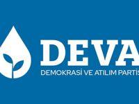 DEVA Partisi ilçe başkanı istifa etti!