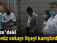 Gebze'deki tecavüz vakası ilçeyi karıştırdı!