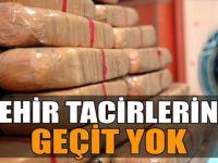 Kocaeli'de uyuşturucu kaçakçılarına geçit yok!