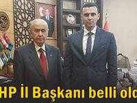 MHP Kocaeli İl Başkanı belli oldu!