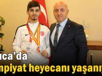 Darıca'da Olimpiyat heyecanı yaşanıyor