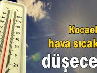 Hava sıcaklığı 14 derece birden düşecek!