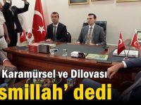 MHP Karamürsel ve Dilovası 'Bismillah' dedi