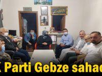 AK Parti Gebze sahada!