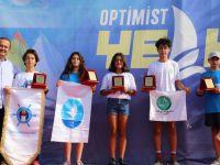 Büyükşehir Optimist Trofesi'nde final heyecanı yaşandı