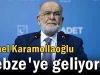 Temel Karamollaoğlu Gebze'ye geliyor