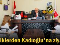 Kadıoğlu ilköğretim öğrencilerine anlattı!