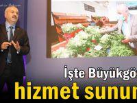 Büyükgöz Gebze'nin gündemini paylaştı