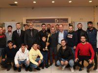 Amatör futbolcudan Hürriyet'e destek teşekkürü