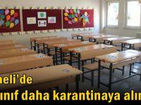 Kocaeli'de 19 sınıf daha karantinaya alındı