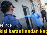 Karantina yasağını delen 45 şahıs sokakta yakalandı