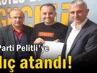 AK Parti Pelitli'ye Kılıç atandı!
