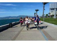 Gelin Arabası Yerine Bisiklet