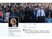 Obama 6 Yıl Sonra İlk Kez...