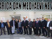 CHP Darıca'dan Medyaevi'ne Ziyaret