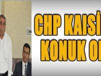CHP KAISİAD'A KONUK OLDU
