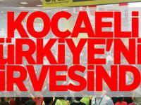 Kocaeli Kitap Fuarı Türkiye'nin zirvesinde