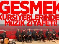 GESMEK'ten müzik ziyafeti