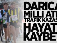 Darıcalı milli atlet hayatını kaybetti