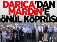 Darıca'dan Mardin'e gönül köprüsü