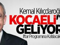 Kemal Kılıçdaroğlu iftara geliyor