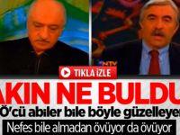 Cengiz Çandar Gülen'i öve öve bitiremedi