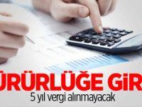 Emlak vergisi kanunu resmi gazete yayınlandı