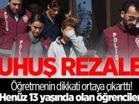 Tekirdağ'da ortaokul öğrencisi kızlara para karşılığı fuhuş yaptırılmış!