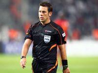 Galatasaray - Trabzonspor maçını Fırat Aydınus yönetecek