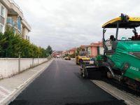 Yahya Kaptan'da üç cadde yenilendi